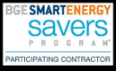 BGE smart energy black logo png